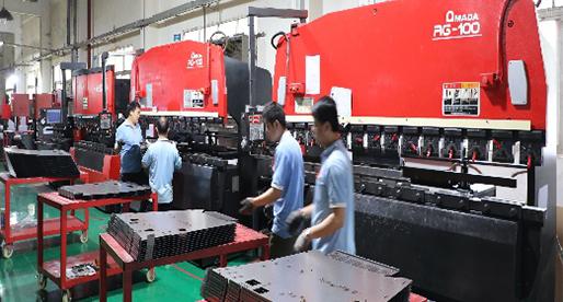 专业生产组装优势