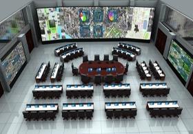 智慧城市运营指挥中心解决方案